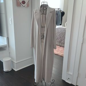 Missguided Grey Duster